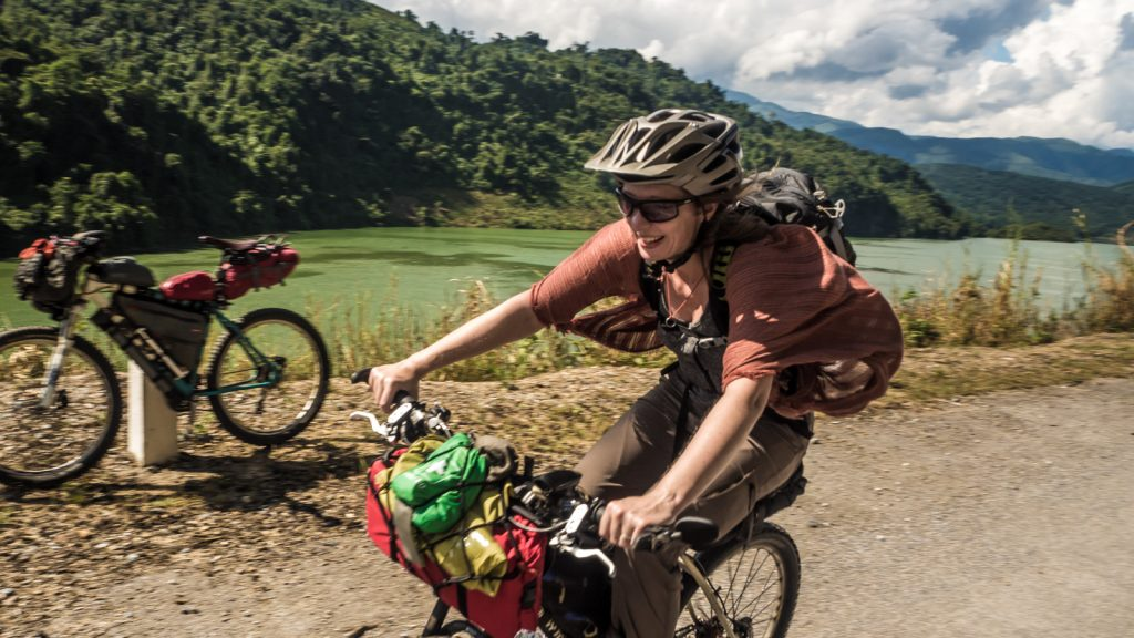 Kate, Bike