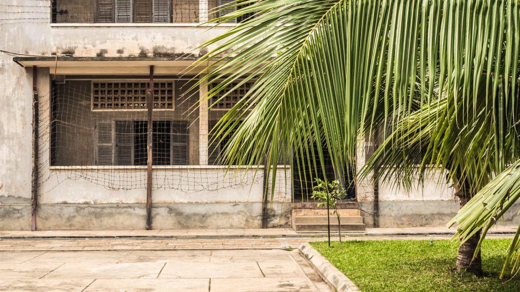 Tuol Sleng S-21 Prison, Penhom Penh