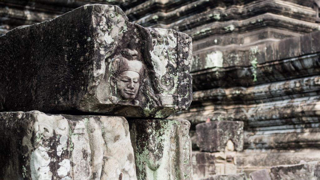 Baphuon Temple, Angkor Thom, Cambodia