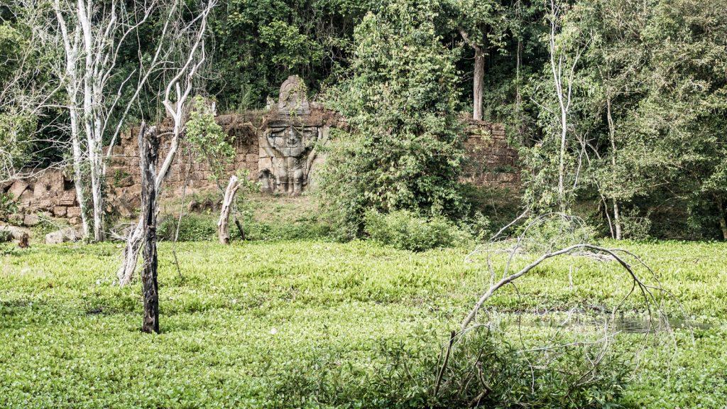 Garuda, Nr. Angkor Thom, Cambodia