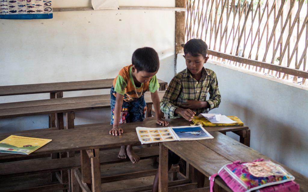Phum Ou School and Vocational Training Centre